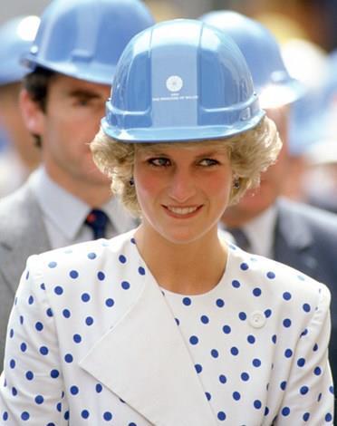 Diana in Australia.