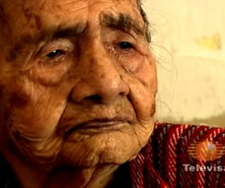 Leandra Becerra Lumbreras is the oldest person to have ever lived.