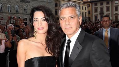 George Clooney says he will marry Amal Alamuddin in Venice