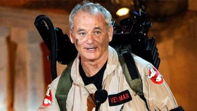 Bill Murray's picks for an all-girl Ghostbusters III