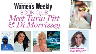 Join us at our book club event