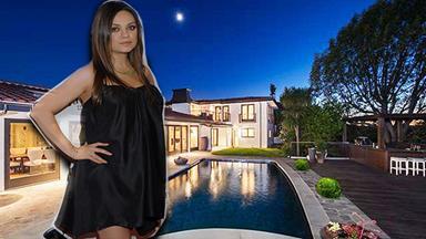Pregnant Mila Kunis sells her bachelorette pad