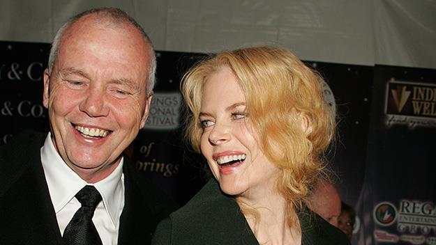 Nicole Kidman's father, Dr Antony Kidman dies