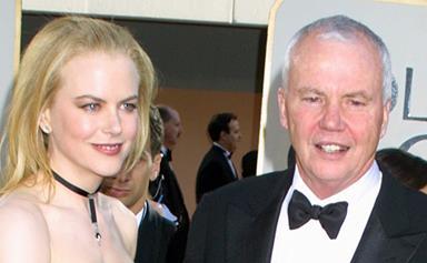 Nicole Kidman's father, Antony Kidman, dies