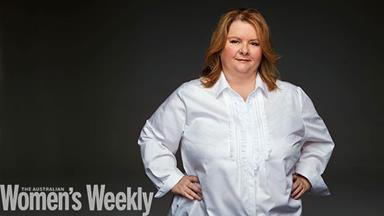 Magda Szubanski's weight battle continues