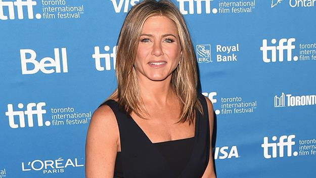 Jennifer Aniston at the 2014 Toronto International Film Festival