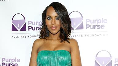 Kerry Washington on domestic abuse and why women stay
