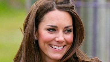 Kate Middleton's morning sickness improving