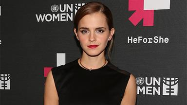 Emma Watson calls for gender equality as UN ambassador