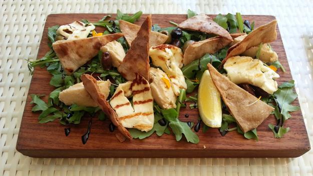 Denman Cellars has a range of tapas dishes on their menu.