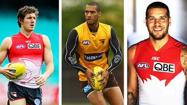 Hottest men of the AFL grand final
