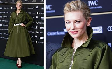 Cate Blanchett's quirky red carpet style