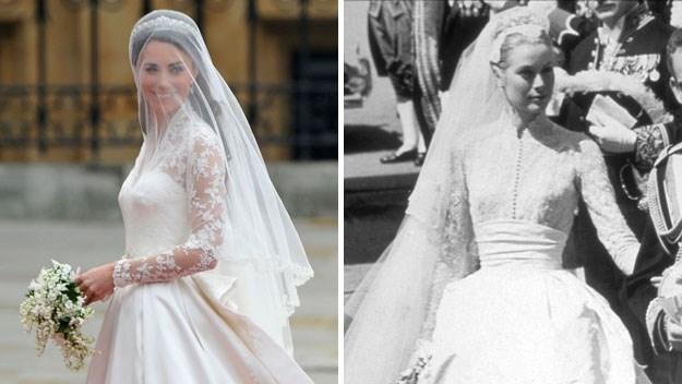 Kate Middleton Grace Kelly