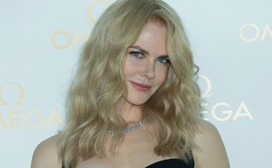 Nicole Kidman's first event since the death of her father