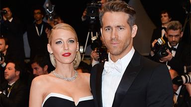 Blake Lively and Ryan Reynolds expecting first child