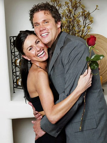 **The Bachelor US Season 4: Bob Guiney, Estella Gardinier:** Bachelor Bob Guiney planted kisses on plenty of contestants during his quest for love but he eventually gave a promise ring to Estella Gardinier. They didn't work out but Bachelor Bob went on to become a TV personality and married soap opera star, Rebecca Budig, of All My Children. The pair split after five years of marriage.