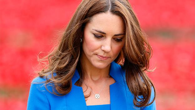 The Duchess of Cambridge endured hyperemesis gravidarum, a rare condition that only 1-3 per cent of people are diagnosed with.