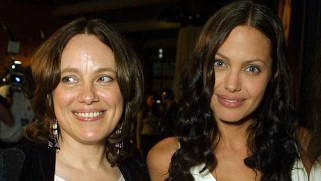 Angelina Jolie Marcheline Bertrand