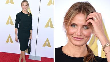 Cameron Diaz wears diamond ring, sparks rumours of engagement to Benji Madden