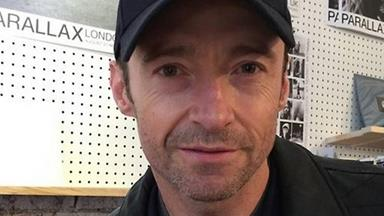 Hugh Jackman thanks fans for birthday wishes with selfie