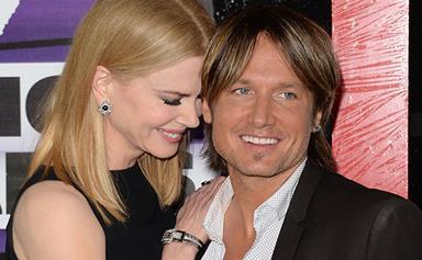 Nicole Kidman says Keith Urban has been her 'rock'