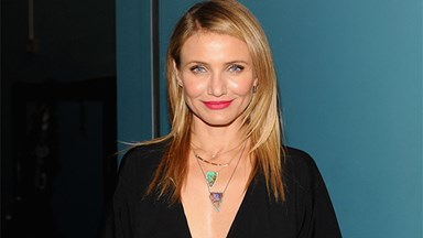 "Cameron Diaz: ""If a family happens, then it happens"""