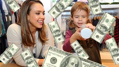 Jessica Alba: The richest mogul in Mummywood
