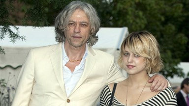 Bob Geldof blames himself for Peaches Geldof' death
