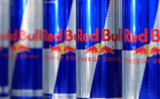 Red Bull drink