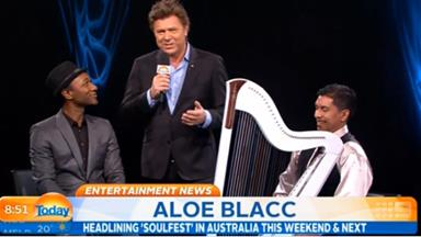 Richard Wilkins Today Show mistake: 'I can't believe I did that'