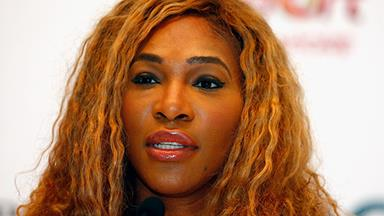 "Serena Williams slams Tennis Federation as ""sexist"""