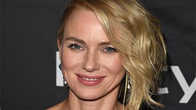 Naomi Watts is the new face of L'Oréal