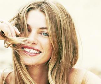 Jess Hart for LUMA Cosmetics