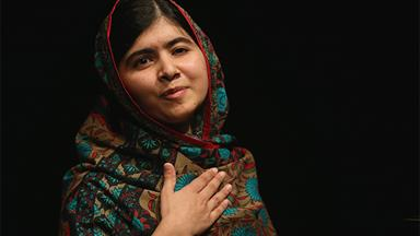Nobel Prize winner Malala Yousafzai tells Obama to replace guns with books