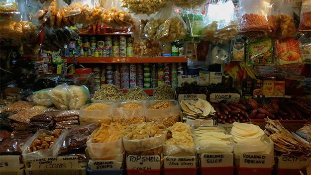 Singaporean market