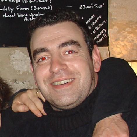 Sebastian from France.