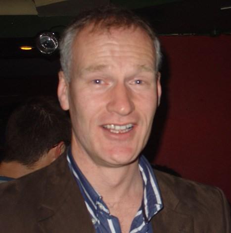 Johnny from Ireland.