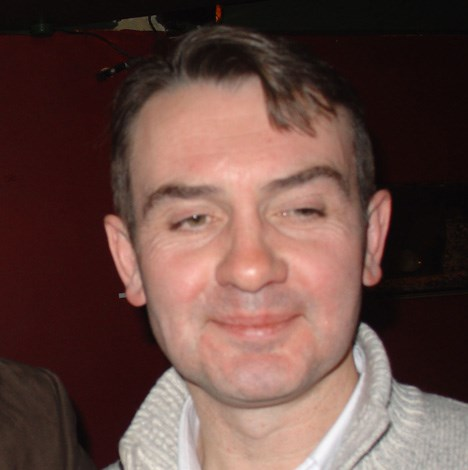 Michael from Ireland.