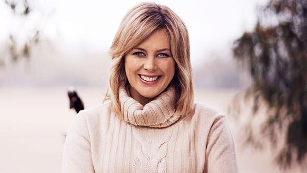 Host of Australia's highest rated breakfast program Samantha Armytage