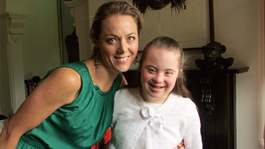The beautiful dancers with Down syndrome