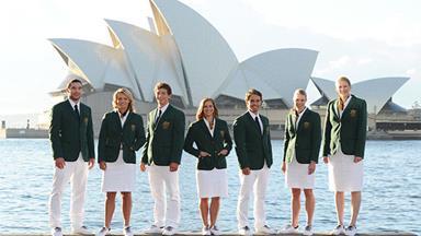Sportscraft to design uniforms for Australian Olympic team