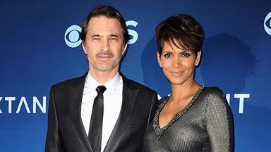 """Halle Berry: """"Olivier 'calls me out' if I leave the house in sweats"""""""