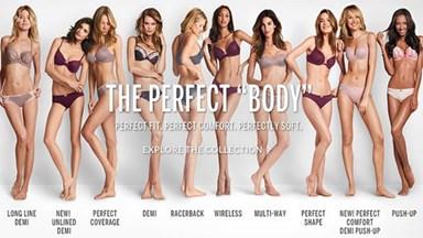 Victoria's Secret comes under fire for 'Perfect Body' ad
