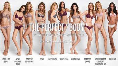 Victoria's Secret comes under fire for 'Perfect Body' ad