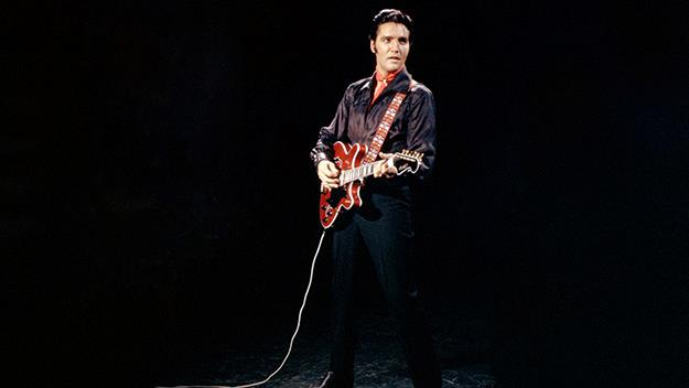 Elvis Presley exhibit hits the UK