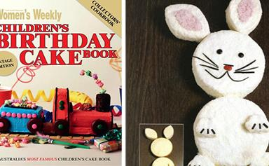 Your cakes from The Weekly's birthday cake book