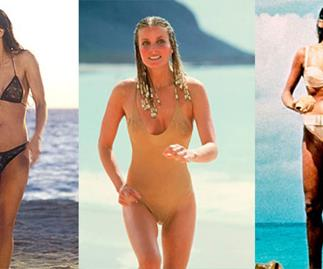 Iconic swimsuits