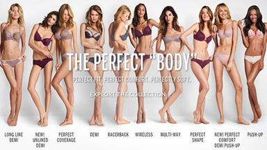 Victoria's Secret changes 'Perfect Body' campaign after backlash