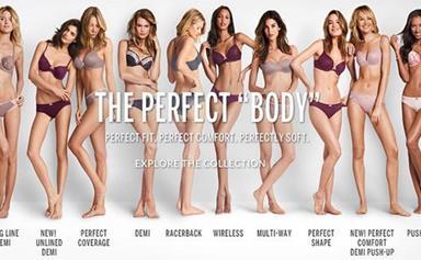Victoria's Secret changes 'Perfect Body' campaign after backlash