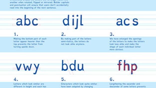 PHOTO: Dyslexie Font website.